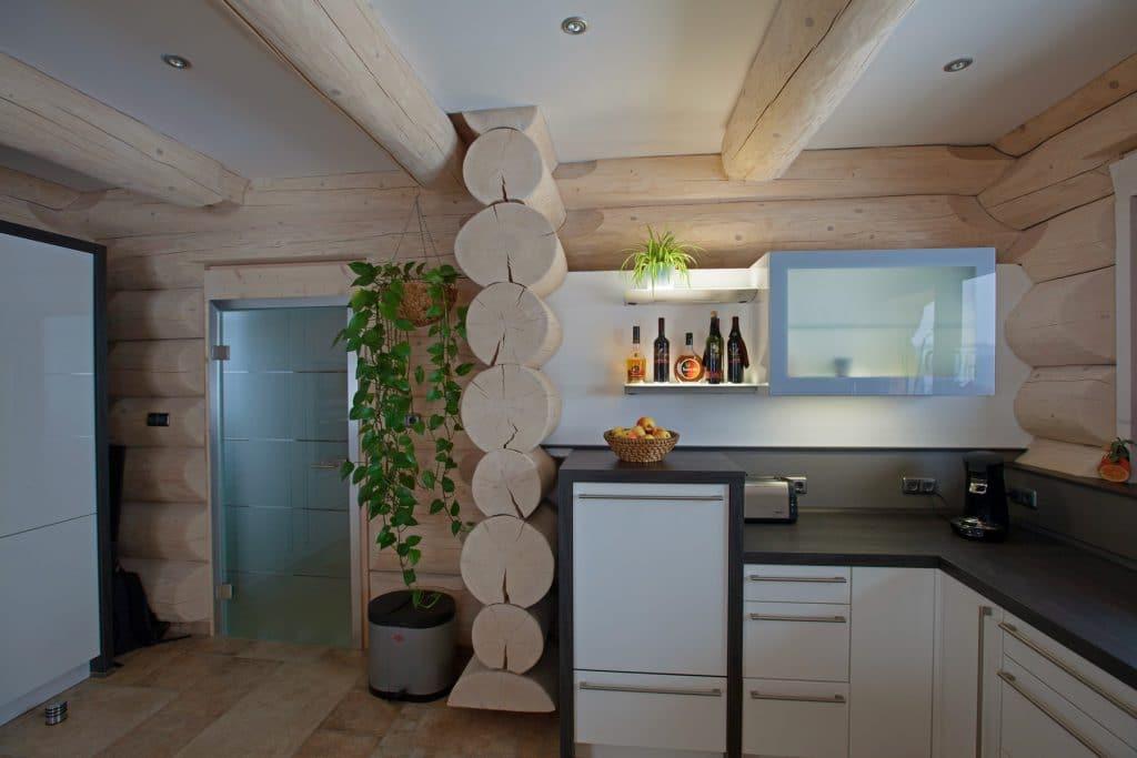 Blockhaus und Naturstammhaus Hersteller