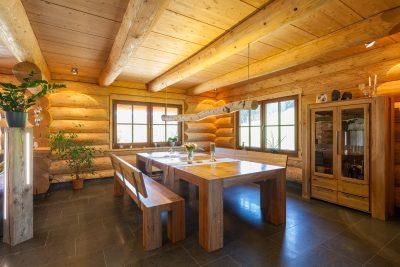 der blockhaus naturstammhaus profi team kanadablockhaus. Black Bedroom Furniture Sets. Home Design Ideas