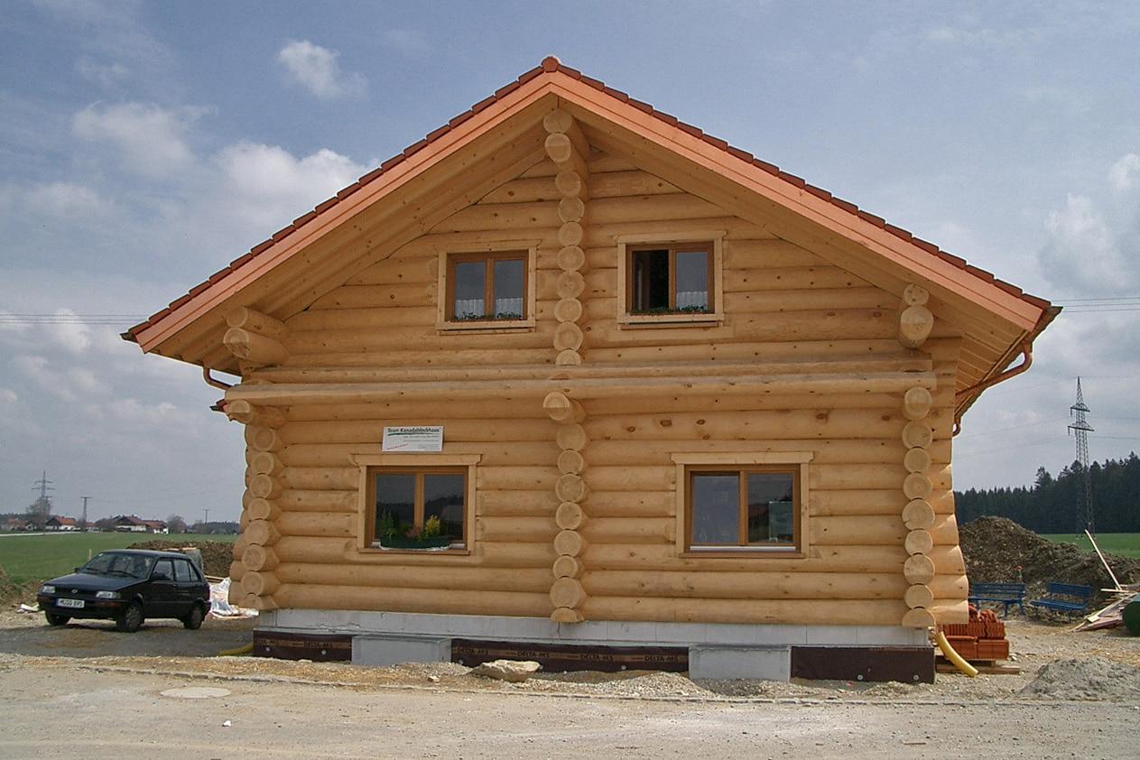 projekt wasserburg team kanadablockhaus gmbh. Black Bedroom Furniture Sets. Home Design Ideas
